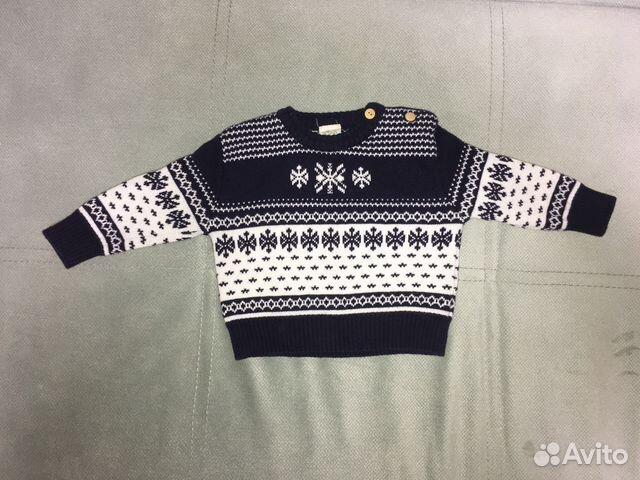 829c81618ae Теплый свитер на мальчика 74 размер купить в Нижегородской области ...