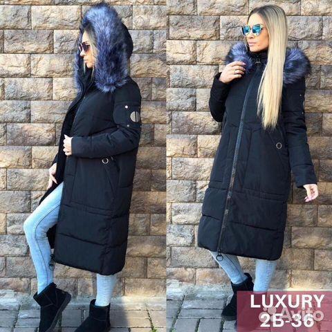 Удлиненная женская зимняя куртка (Парка)   Festima.Ru - Мониторинг ... e28c3a1583b