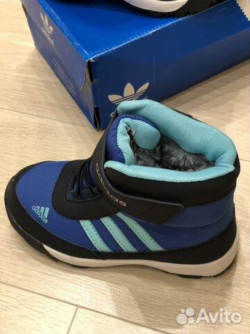 66f6159f Дутики сапожки детские adidas 31 купить в Санкт-Петербурге на Avito ...