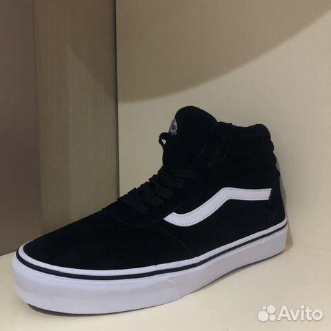 a66e968849745b Оригинальная обувь Vans с мехом | Festima.Ru - Мониторинг объявлений