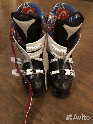 Горнолыжные ботинки Head Raptor Caddy купить в Москве на Avito ... 405869e4e7f