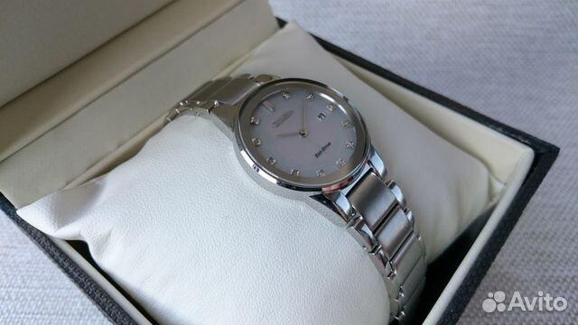 Женские часы Citizen ECO drive J015-S095921 89525003388 купить 5