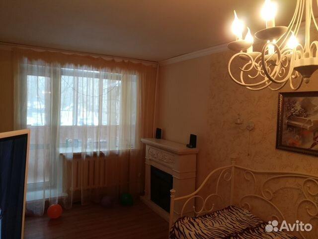 Продается однокомнатная квартира за 1 700 000 рублей. Ульяновск, улица Ефремова, 89.