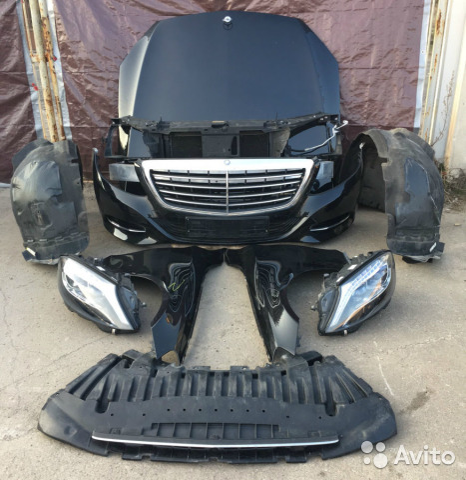 700eecf23a813 Разбор Mercedes Benz S класс в W222 купить в Москве на Avito ...