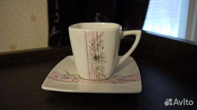 Кофейная чашка новая купить 4