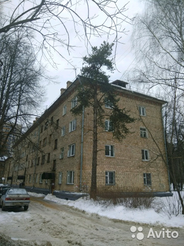 Продается двухкомнатная квартира за 2 550 000 рублей. Московская область, Пушкинский район, рабочий посёлок Правдинский, Степаньковское шоссе, 35.