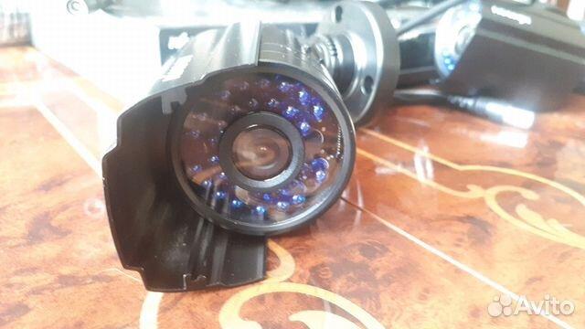 Комплект видеонаблюдения 89086671777 купить 4