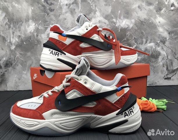 7df83619 Кроссовки Off-White x Nike M2K tekno | Festima.Ru - Мониторинг ...
