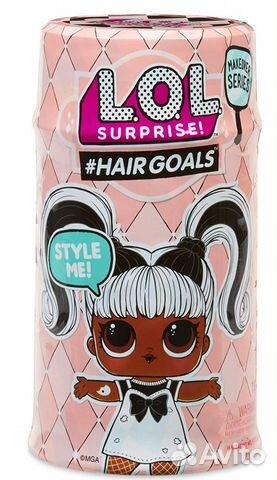 LOL Hairgoals (лол с волосами) 5 серия 89277483994 купить 1