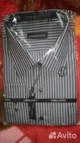 Рубашка мужская camaleonte  89106956777 купить 1