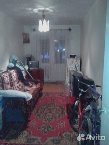Продается трехкомнатная квартира за 2 300 000 рублей. Самарская область, Новокуйбышевск, проспект Победы, 46.