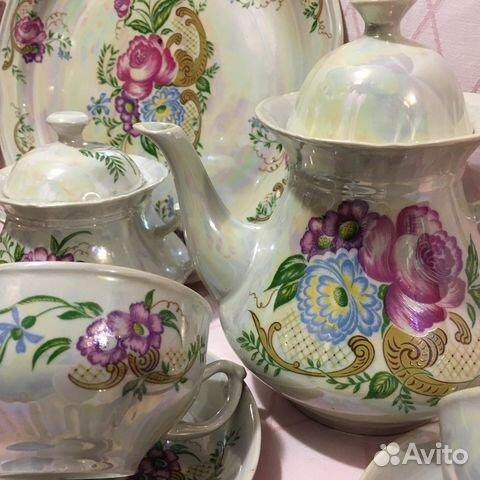Сервиз чайный 89034380798 купить 3