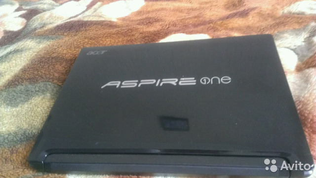 Нетбук Acer Aspire one pav70