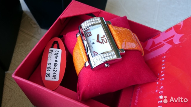 Женские часы Charles Hubert 6842-OR 89525003388 купить 4