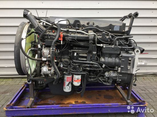 Двигатель renault DXi 11 - 450 лс