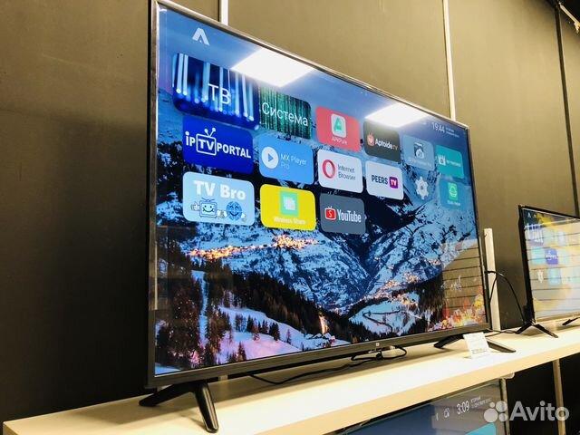 Телевизор 4А 50 4К На Русском языке купить 2
