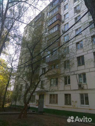 Продается двухкомнатная квартира за 7 200 000 рублей. г Москва, ул Бехтерева, д 9 к 2.