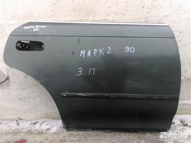 89026196331 Дверь задняя правая Toyota Mark Ii JX90 1GFE 1993