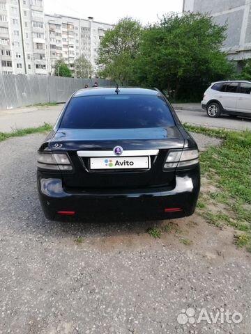 Saab 9-3, 2007 89887632836 купить 2