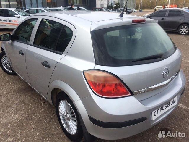 Купить Opel Astra пробег 173 000.00 км 2004 год выпуска
