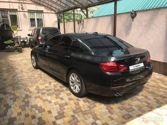 Купить BMW 5 серия пробег 41 200.00 км 2014 год выпуска