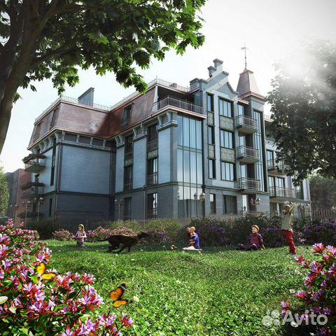 3-к квартира, 116.2 м², 2/4 эт. 84012524343 купить 2