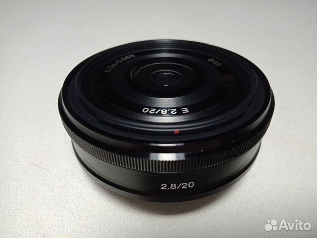 Sony 20mm f/2 8 SAL-20F28 | Festima Ru - Мониторинг объявлений