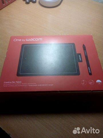 Графический планшет One by Wacom модель CTL-472 купить в