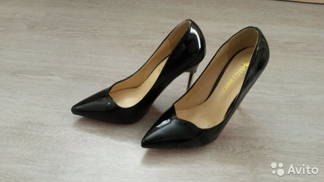 Shoes patent leather buy 1