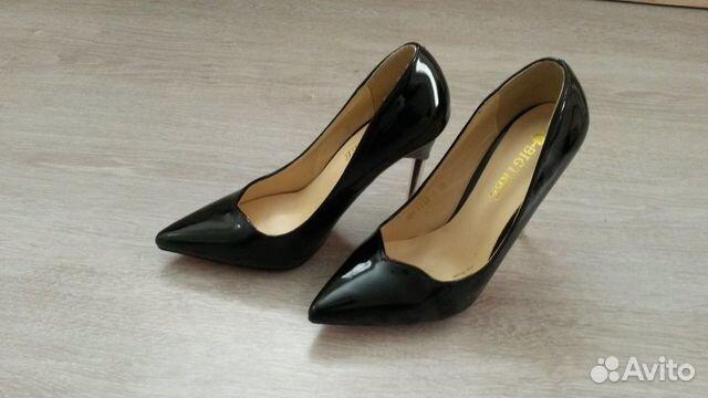 Туфли лаковые купить 1