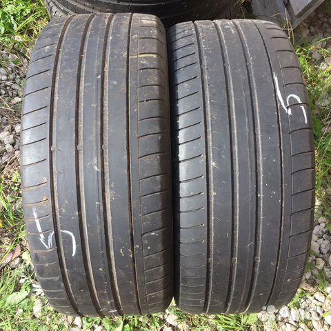89211101675 265/40 ZR21 Dunlop SP SportMaxxGt