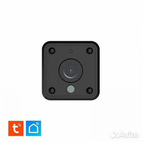 Видеонаблюдение-миниатюрная wifi камера 2 Мп 1080
