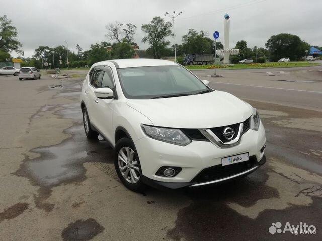Nissan X-Trail, 2014  89145705245 купить 1