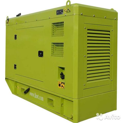 Diesel generator 100 kW