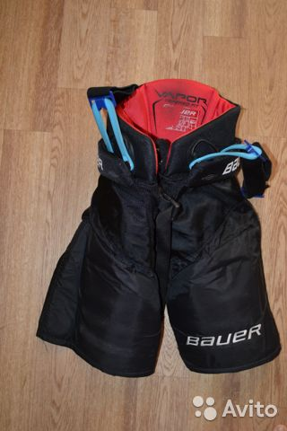 Трусы(шорты) bauer vapor X800 lite S18 JR 89141759493 купить 1
