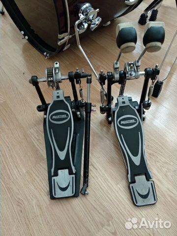 Педаль кардан Maxtone для аккустического барабана  купить 2