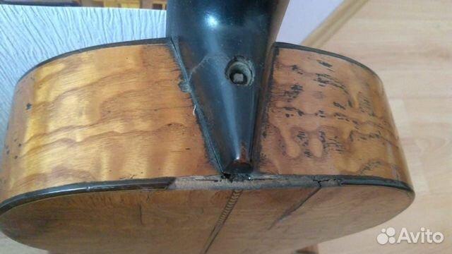 Гитара старинная мастеровая(раритет 1880 года) 89538598168 купить 5