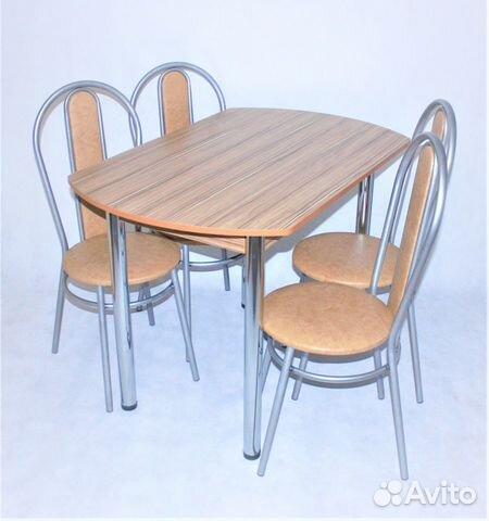 Стол обеденный 110х70 89850571152 купить 7