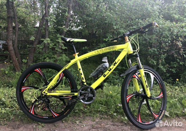 Велосипед Bmw Артикул: 723as  89229288399 купить 1
