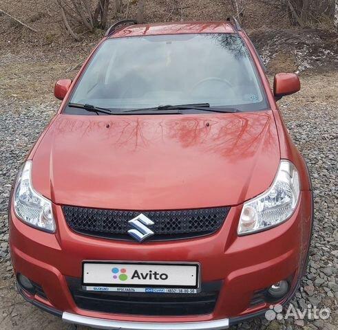 Suzuki SX4, 2010 89159706263 купить 1