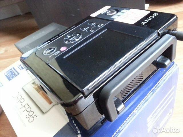 Фотопринтер Sony DPP-FP95 89028610007 купить 7
