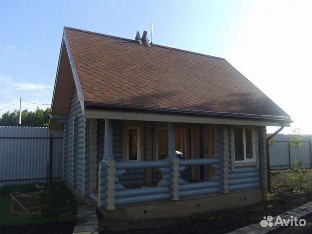 Дома из оцилиндрованного и рубленого бревна 89127347064 купить 2