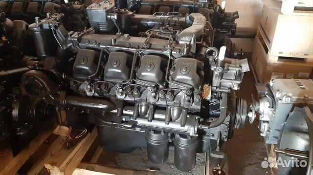 Двигатель камаз 740.62 Евро в сборе № 001482