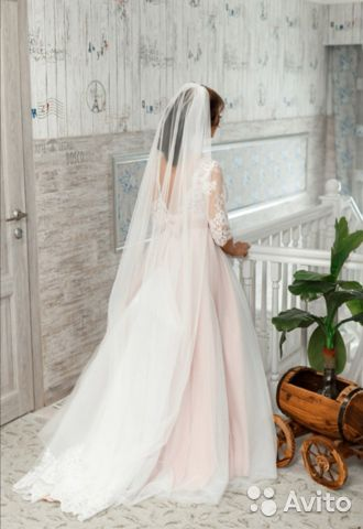 Свадебное платье 89080307506 купить 2