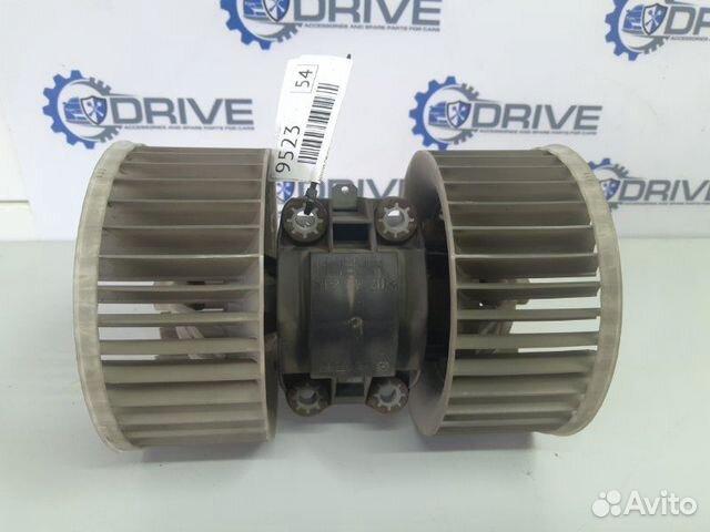 89270165946  Мотор печки Bmw X3 E83 3.0D M57 2008