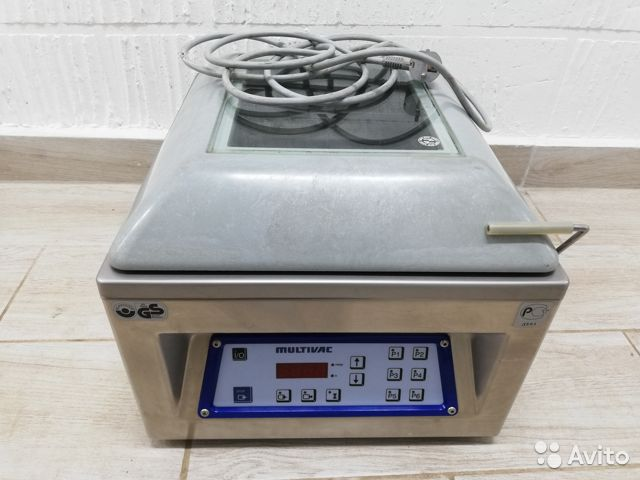 вакуумный упаковщик multivac c100 авито