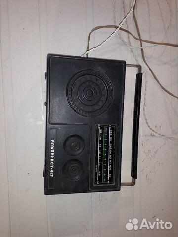 Радиоприемник Альпинист 417  89128382122 купить 1