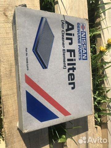 Фильтр воздушный Nissan, Almera N15, Primera P10E 89119092090 купить 1