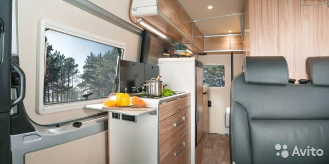 Компактный автодом Hymer Grand Canyon S привод 4Х4 89183304949 купить 7