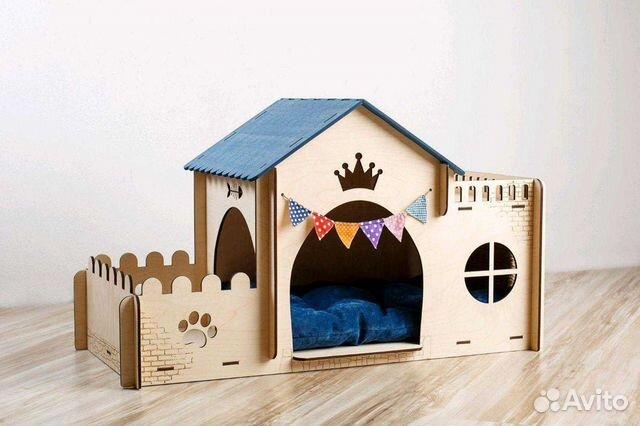 Дом для кошек 89612340824 купить 6